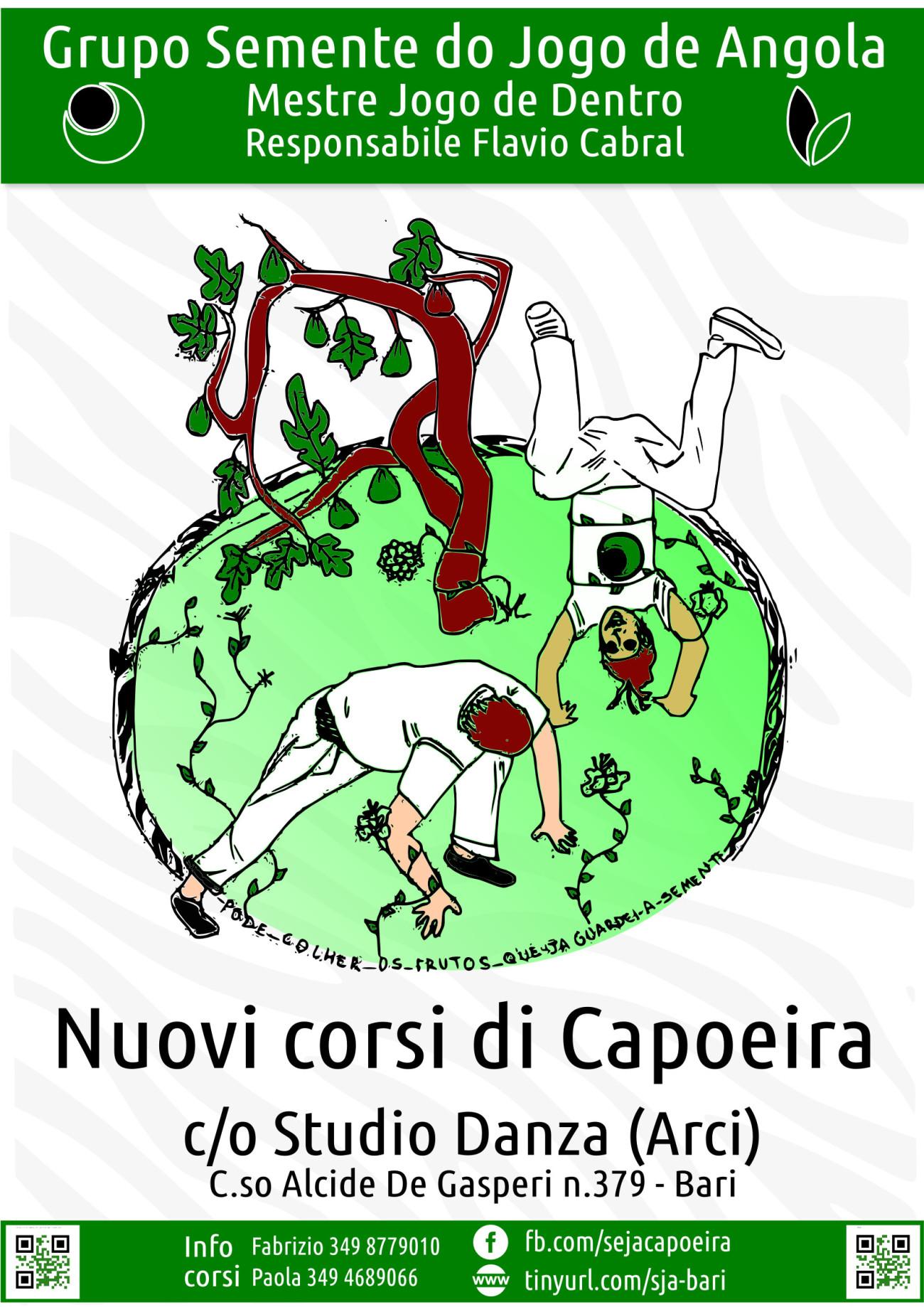 Corsi di Capoeira