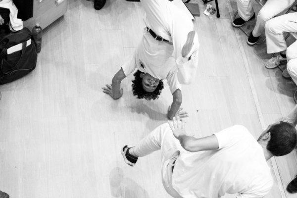 Lezione di prova Capoeira 16-10-2014