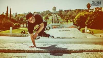27 Dicembre – BREAKING WORKSHOP WITH BBOY POTER – From UNSTOPABULLZ crew – ISRAEL