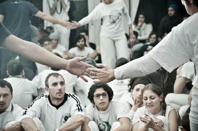 Lezione prova Capoeira De Angola