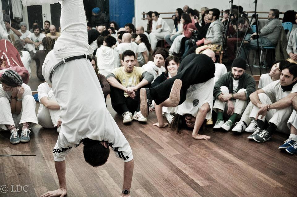 Open day Capoeira Angola 12 Novembre