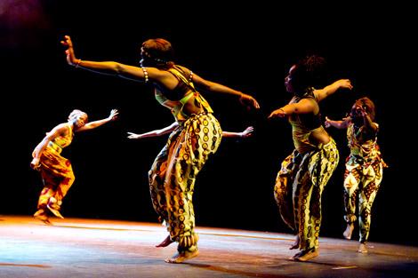 Danza Africana a StudioDanza con Mama Africa