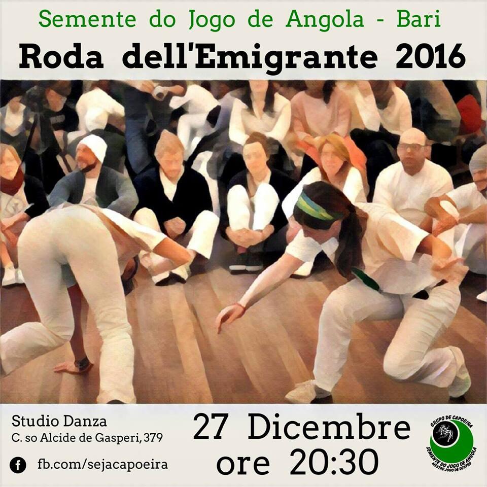 La Roda dell'emigrante 2016