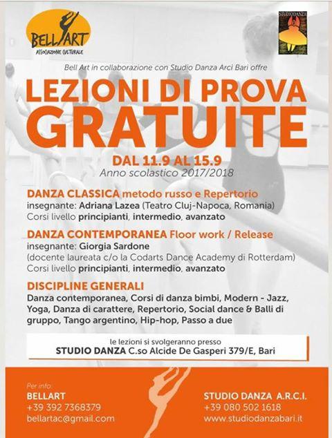 Open days – Giorgia Sardone e Adriana Lazea