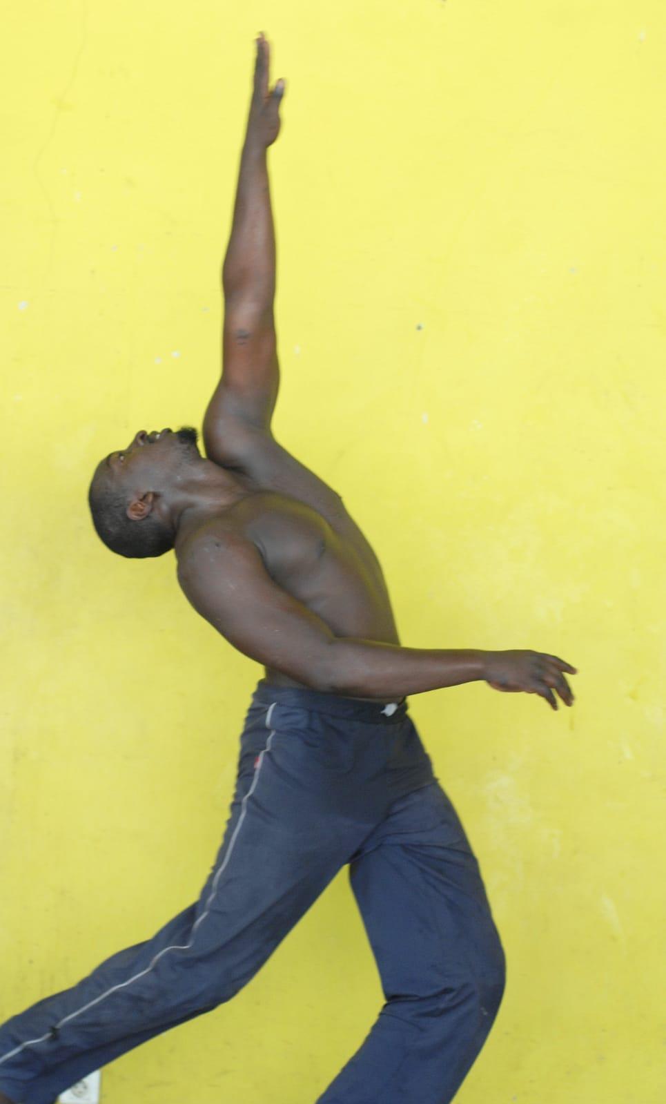 Lezioni prova danza africana